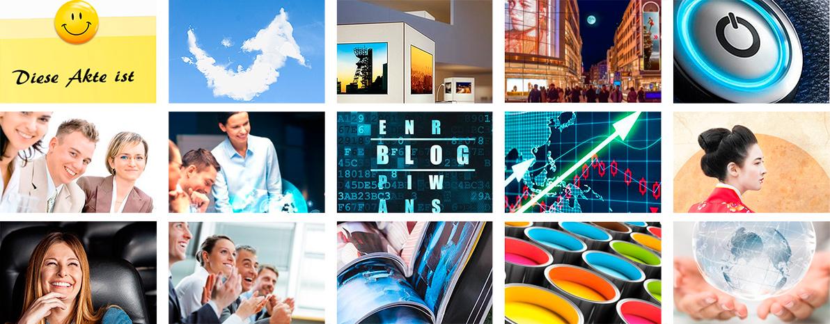 Bildquellen Collage